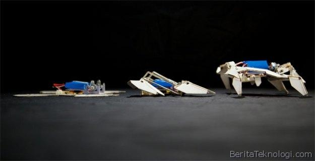ROBOT Kecil Cikal Bakal Transformer