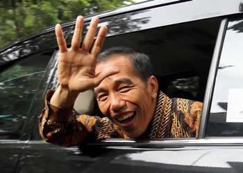 """Ketika """"Ciyus"""" Terucap dari Mulut Jokowi"""