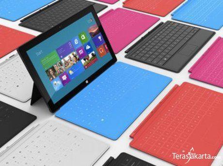 Lenovo Yakin Kalahkan Microsoft Surface