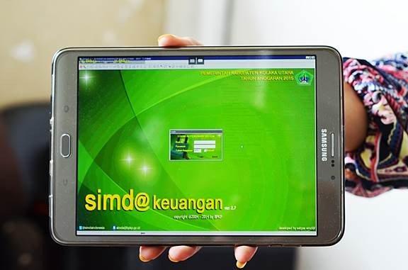 Pengenalan Sistem Informasi Manajemen Daerah (SIMDA)