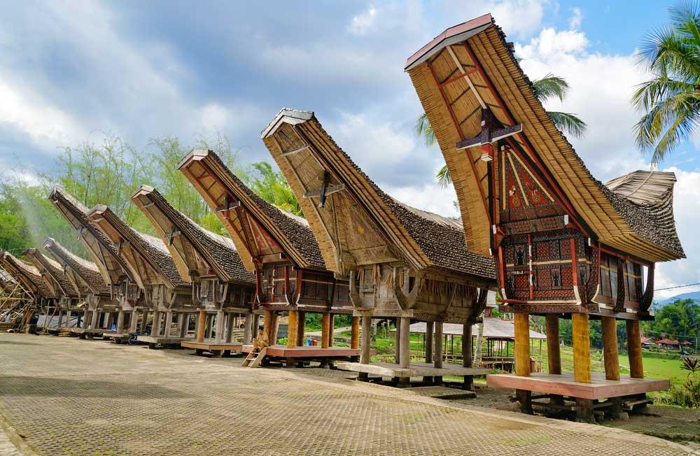Wisata Toraja Utara